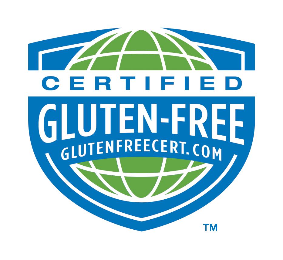 Gluten Free Certification